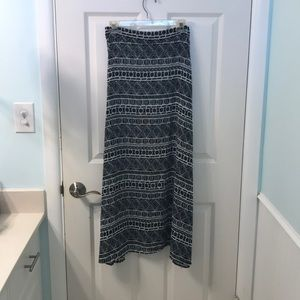 Brandy Melville tribal skirt